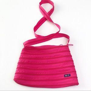 Zip It Pink Purse